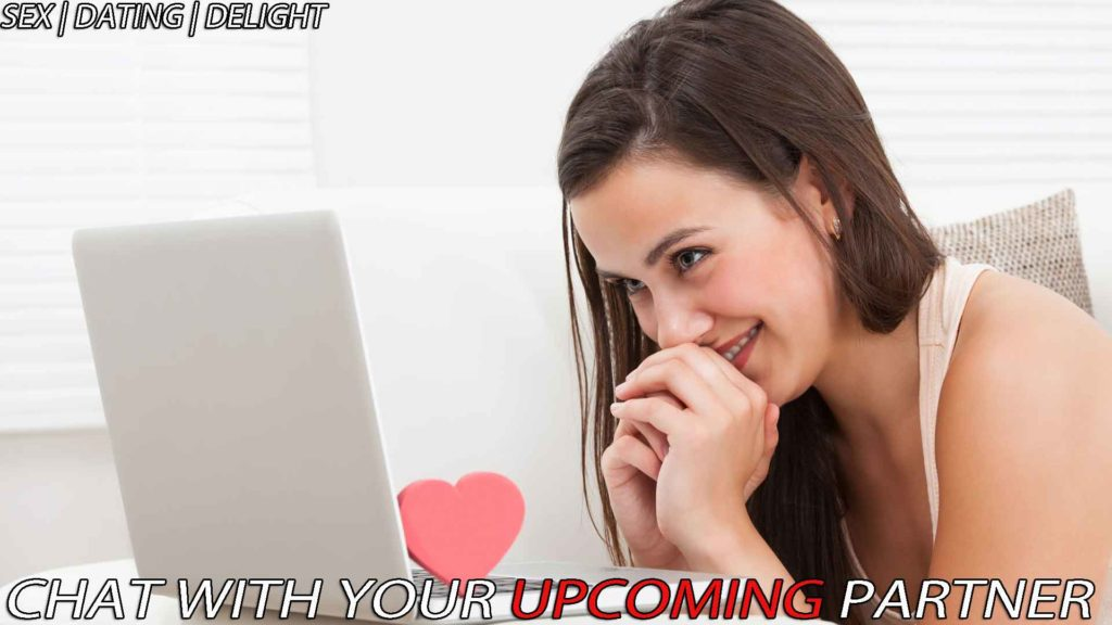 Chat with your upcoming partner